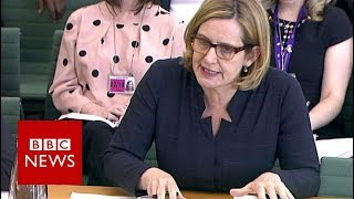Amber Rudd's 'regret' over scale of Windrush problem - BBC News