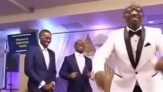 Свадьба негров невеста по полной зажигает