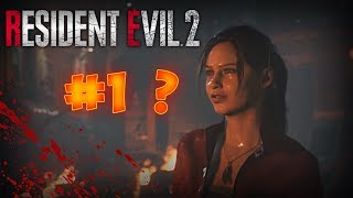 Oh Boi, This Game is Beatifull!! | Resident Evil 2 Remake - Claire (Part 1?)