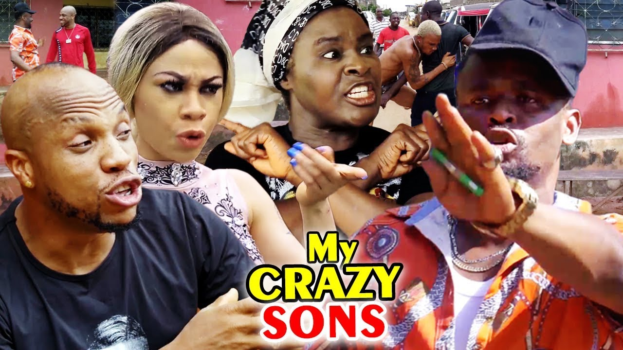 Download MY CRAZY SONS SEASON 5&6 New Hit Movie (Zubby Micheal) 2020 Latest Nigerian Nollywood Movie