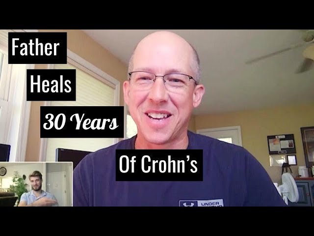 CC Lifestyle Testimony: Father overcomes 30 years of Crohn's disease