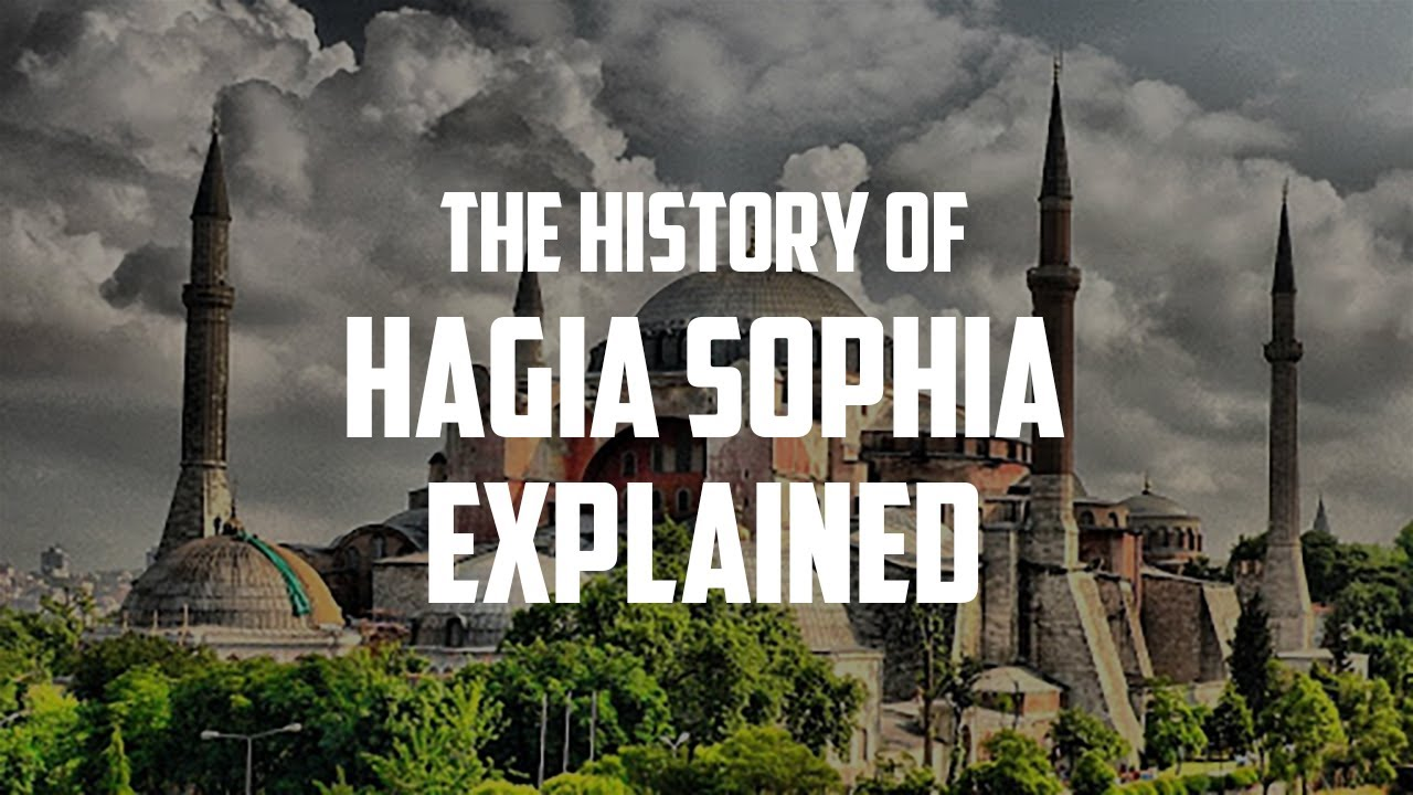 Download Why Hagia Sophia is So Important? The Whole History is Explained