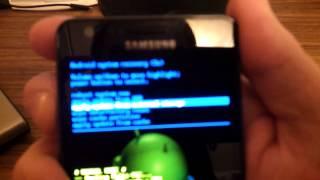 Як прошити Samsung Galaxy S2 GT-I9100 (офіційну прошивку)