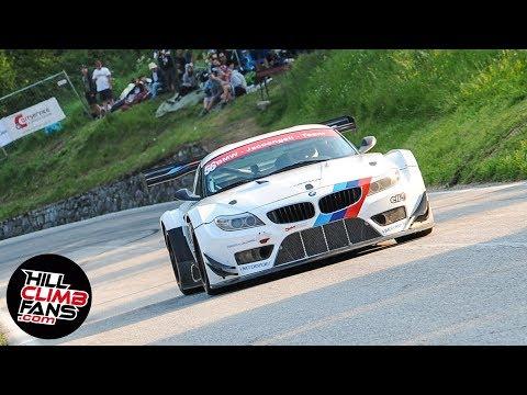 BMW Z4 GT3 - Hill Climb Verzegnis 2017 ☆PURE SOUND