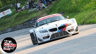 BMW Z4 GT3 - Hill Climb Verzegnis 2017 ☆PURE SOUND