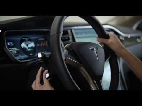 Tesla Model S - VIDEO WALKTHROUGH +3D