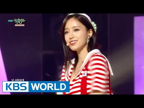 Music Bank - English Lyrics | 뮤직뱅크 - 영어자막본 (2015.08.29)