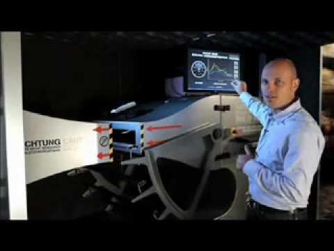 Wind Tunnel Tests Whispbar, Thule and Yakima Roof Racks