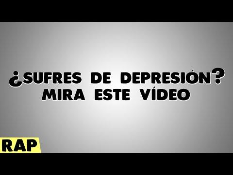 ¿Te sientes deprimid@ Escucha esto | Bambiel | Rap antidepresivo