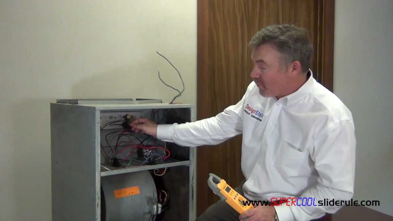 How To Troubleshoot And Test An Electric Heater Youtube A Breaker Box Wiring Furnace