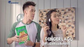 Iklan Kacang Garuda Rosta Stefan William Amanda Rawles 2017