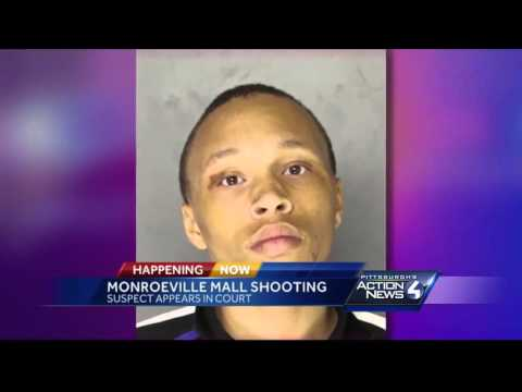 Prison phone call records friends telling alleged Monroeville Mall shooter to say he hears voices