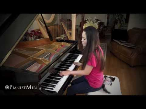 The Weeknd - The Hills | Piano Cover by Pianistmiri 이미리