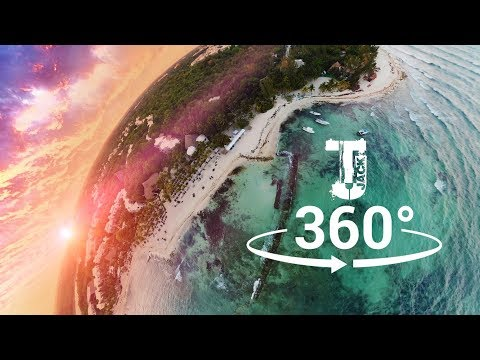 How I get 360 Aerial Photos