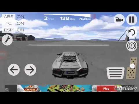 Extreme Car Driving Simulator - 6-10 Pagani pieces