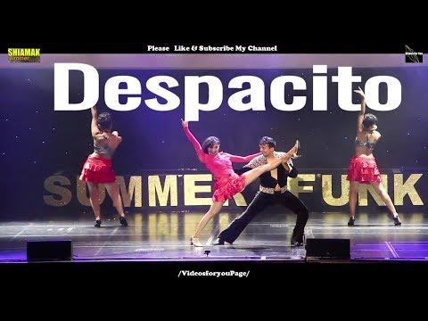 Luis FonsiDaddy Yankee| Despacito|shiamak davar despacito |Summer Funk 2017  despacito remix dance