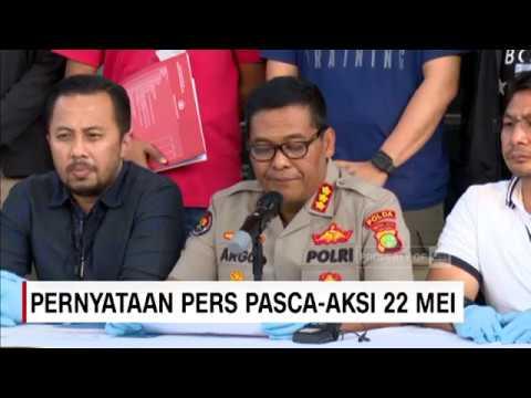 Polda Metro Ungkap Ambulans Gerindra Pembawa Batu di Aksi 22 Mei