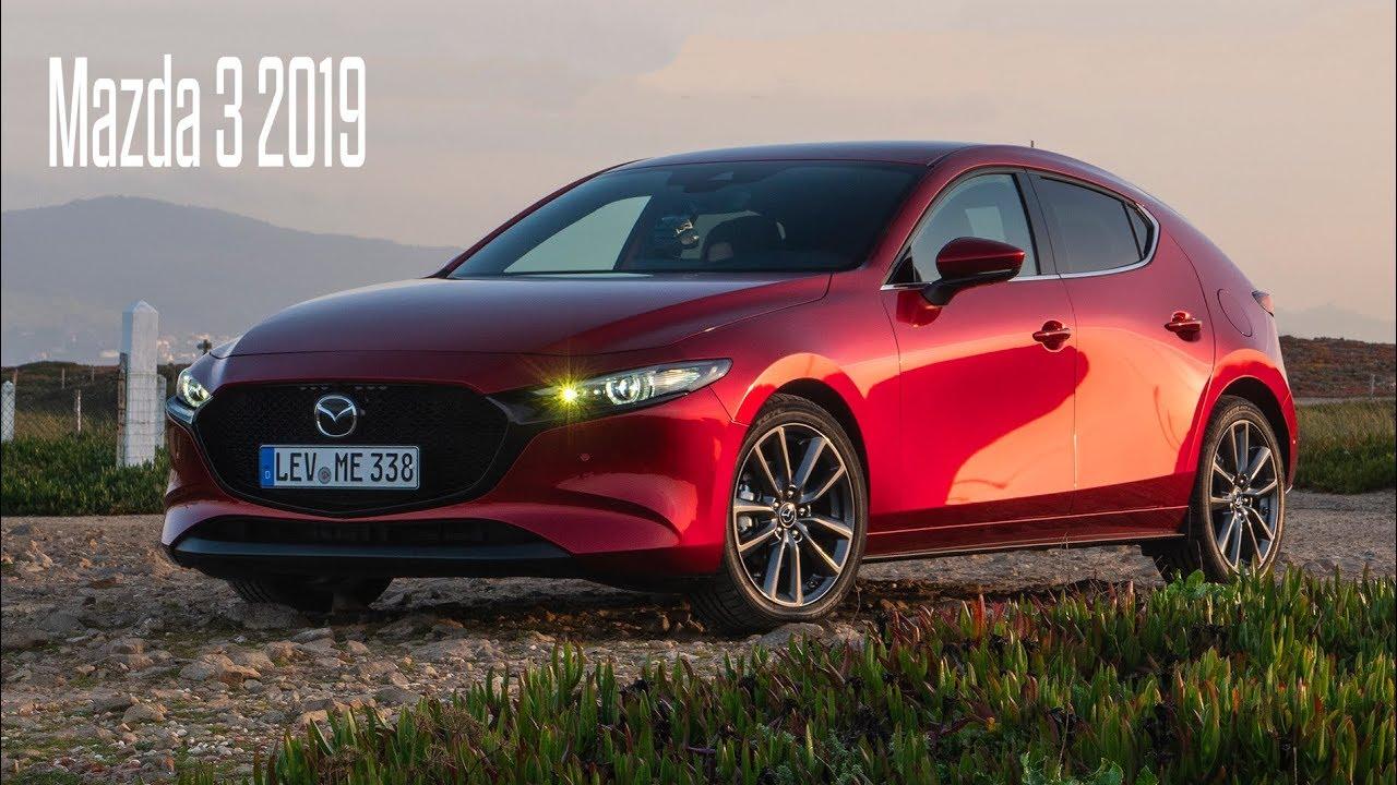 НОВАЯ Mazda 3 2019. Зажигалка которая не едет?!