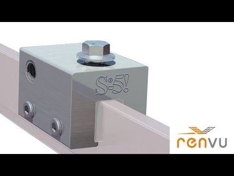 How to Decide Which S-5! Clamp to Use | RENVU