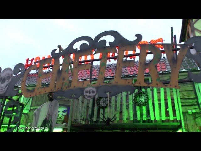 Haunted House, Winter Wonderland 2015.