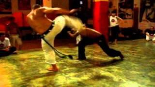 Capoeira Camara trainings in Brasil