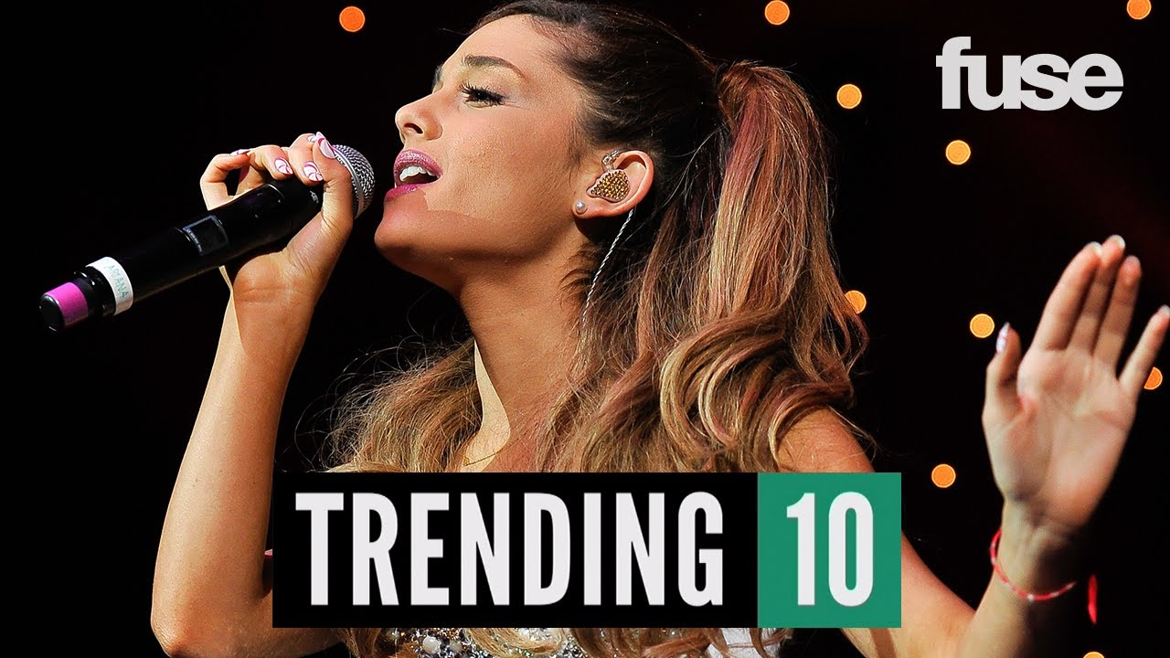 Ariana Grande & Chris Brown Collab Coming? -Trending 10 (02/28/14)