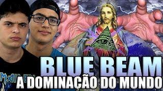 TEORIA DA CONSPIRAÇÃO - PROJETO BLUE BEAM: A DOMINAÇÃO DO MUNDO
