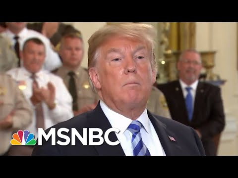 'TREASON?' President Donald Trump Blasts Anonymous New York Times Op-Ed | Hardball | MSNBC