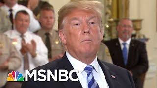 'TREASON?' President Donald Trump Blasts Anonymous New York Times Op-Ed | Hardball | MSNBC