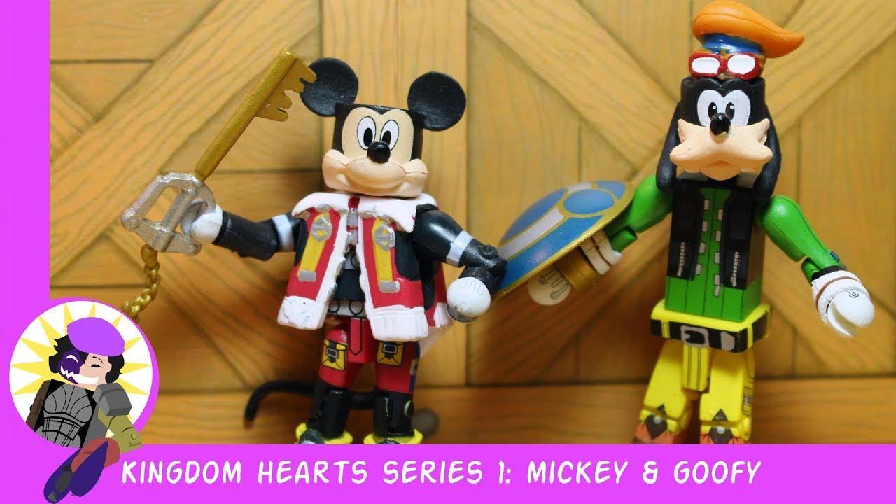 Kingdom Hearts Minimates Series 2 Master Form Sora