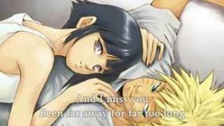 Nickelback- Far Away (Naruto and Hinata).