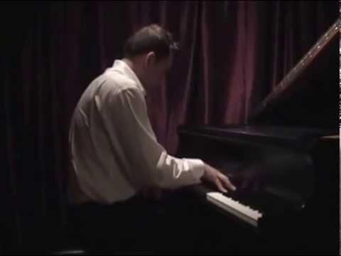 Cours individuels de piano :  advanced: Polonaise-Fantaisie de Chopin, extrait.