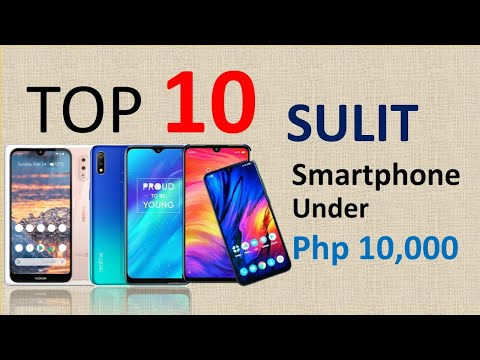 Top 10 Sulit Smartphone Under Php 10,000 In The Philippines 2019