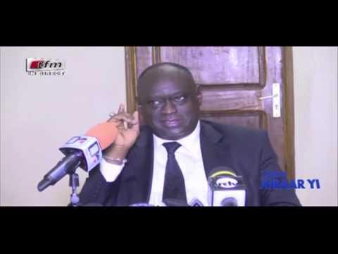 Me El Hadji Diouf défend Yaya Jammeh, critique la CEDEAO et MANKEUR NDIAYE - TFM
