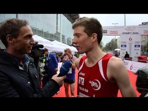 Haspa Hamburg Marathon 2015: Bester Deutscher Julian Flügel zu Algerien Heute