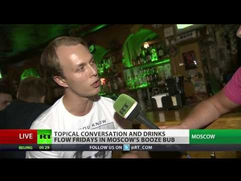 Expats' Views on News: Food prices in Moscow & Greenpeace projects