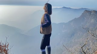 Ori world/오리의 문경새재 주흘산 주봉/백대명산…