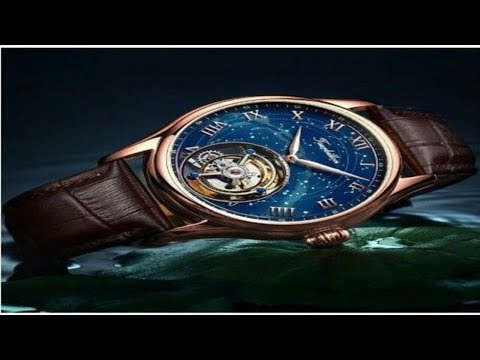 Часы механические мужские звезда небо
