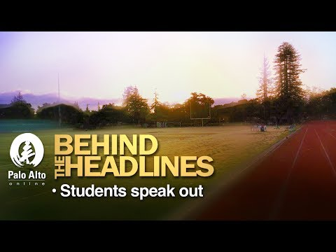 Behind the Headlines - Students Speak Out