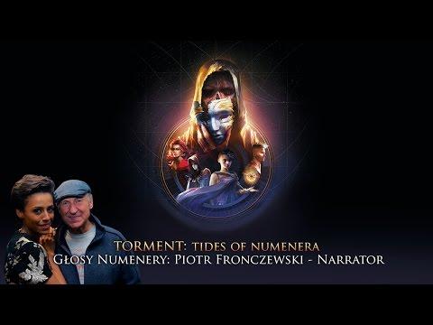 Torment: Tides of Numenera - Piotr Fronczewski jako Narrator