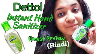 Dettol Instant Hand Sanitizer Original | Full Honest Review