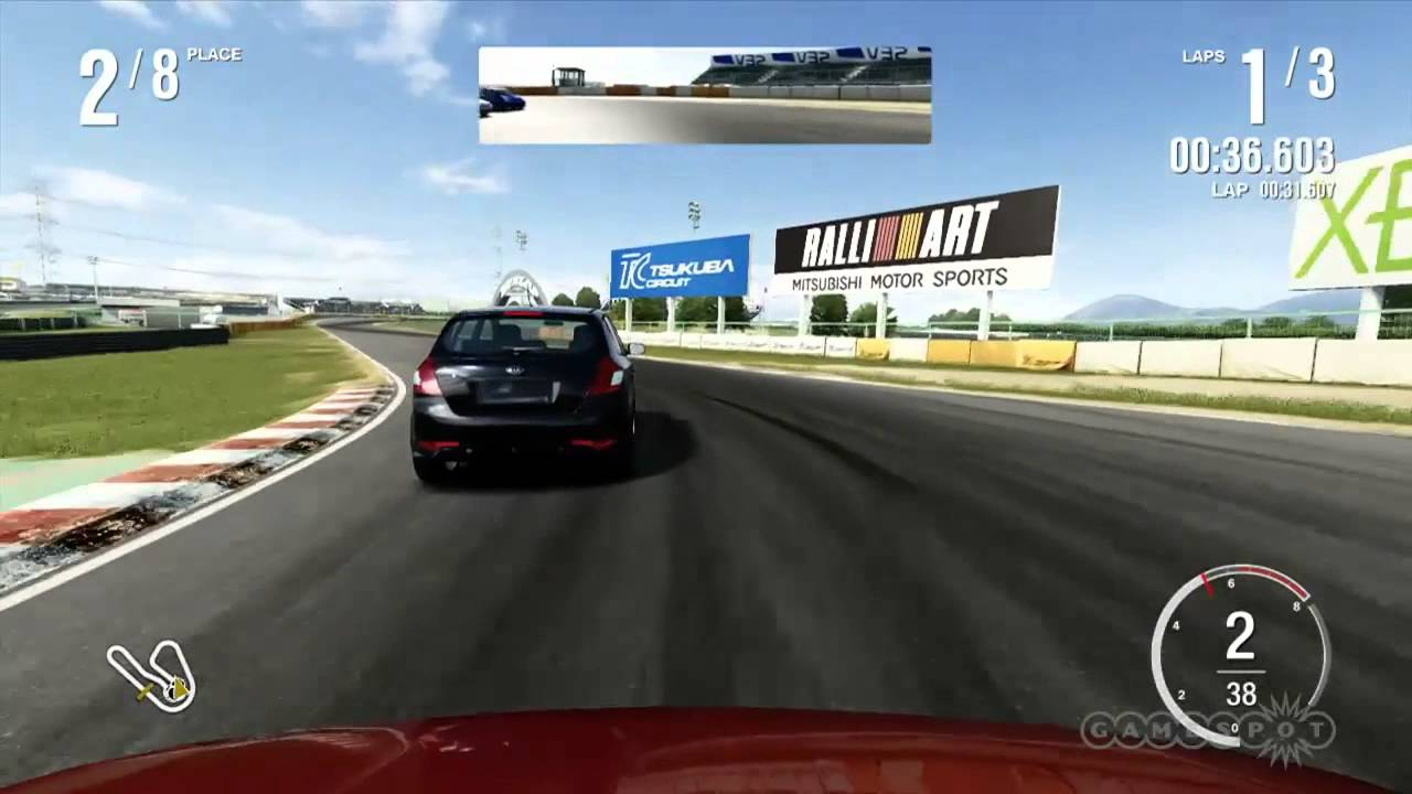 Forza Motorsport 4 Video Preview (Xbox 360, Kinect)