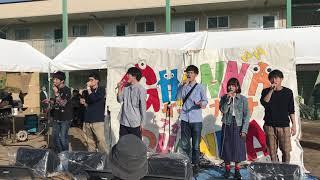 六祭PINKVIBES 神戸大学アカペラサークルGhannaGhanna 六甲祭2018.