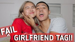 (FAIL) GIRLFRIEND TAG | Rei & Migy