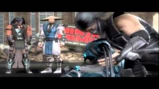 Mortal Kombat 2011 Story Mode Part 13