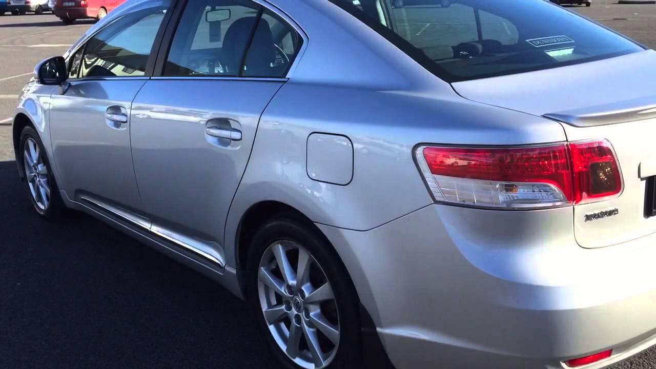 8398af97153 2009 Toyota Avensis TR 2.0D4D - YouTube