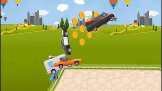 UPHILL CLIMB RACING GAME LEVEL 16-30 | CAR RACING GAMES