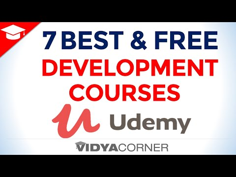 Top Udemy Courses | Free Development Courses Available Online | Best Time For Learning