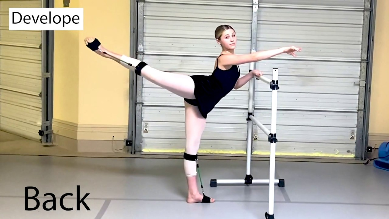 Pointe Builder Barre Exercises