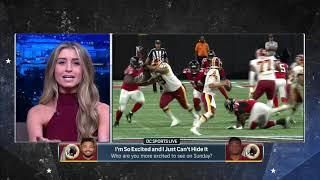 Alexa Shaw DC Sports Live